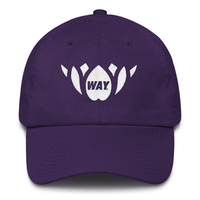 WAY lotus Club Cap