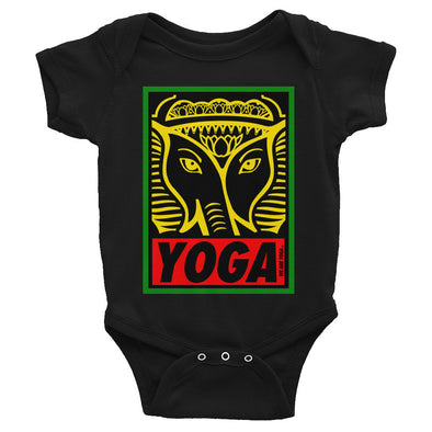 Rasta Infant Bodysuit