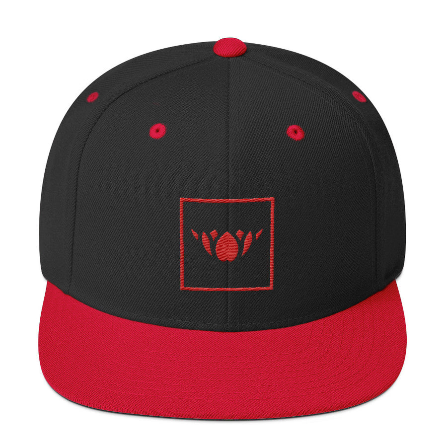 WAYhat Classic Lotus Box Snapback - more colors available
