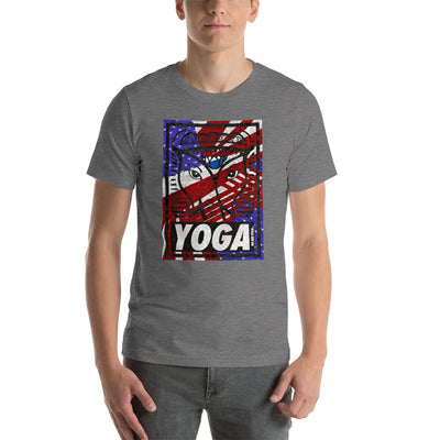 Yoga Stamp US WAY Tee