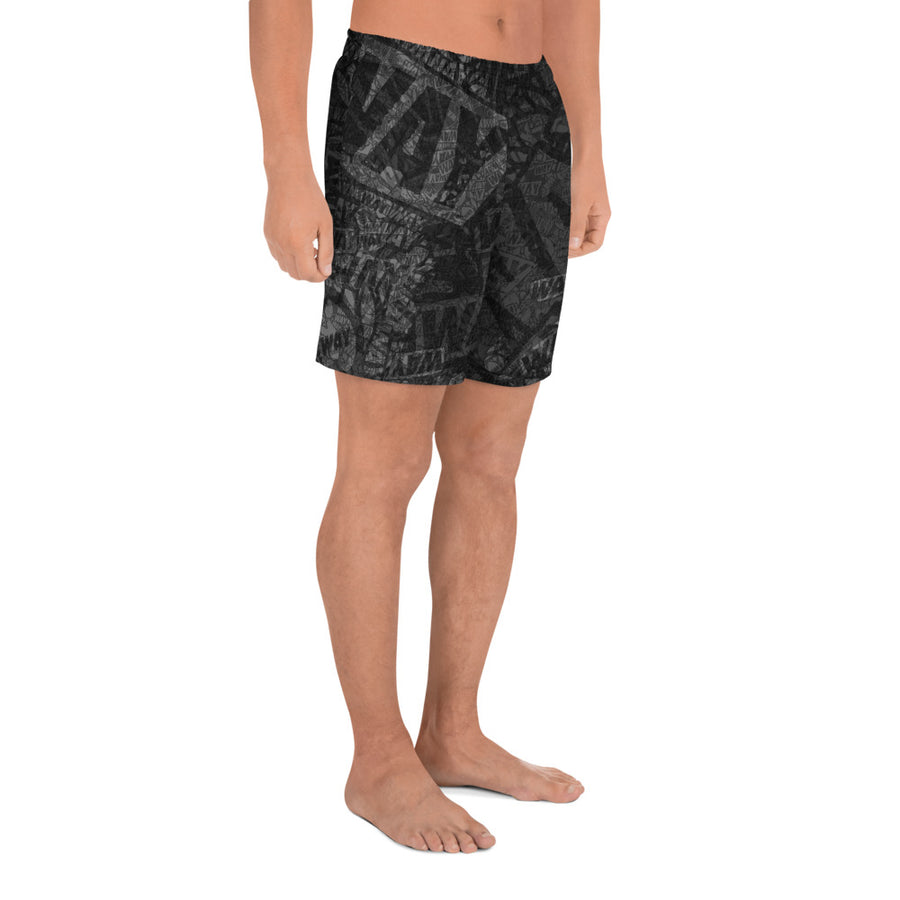 WAYdecay 20 shorts Gry2