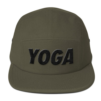 YOGA Five Panel Cap