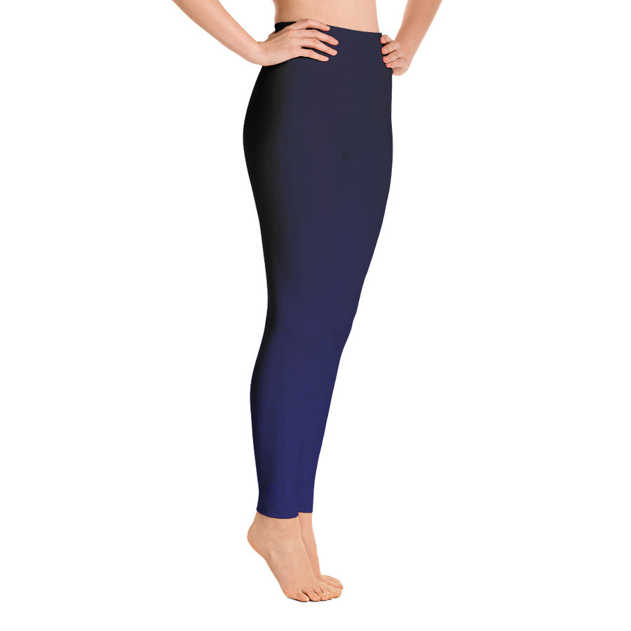 Core Navy High Waist WAYleggings