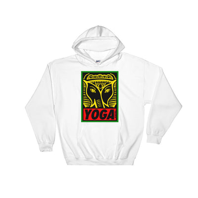 Rasta OG Stamp Hooded Sweatshirt