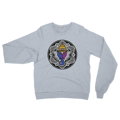Elephant Lotus Sweatshirt