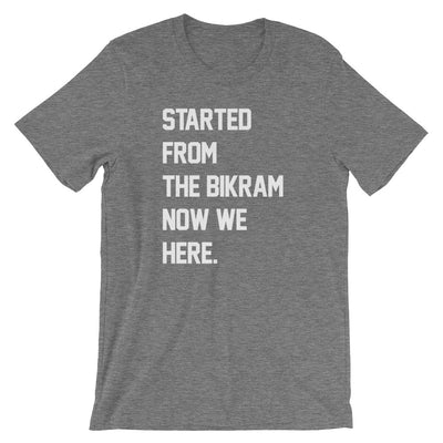 START OVER-Short-Sleeve Unisex T-Shirt