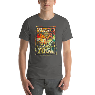 YOGA-STAMP-OB-street-2b Short-Sleeve Unisex T-Shirt
