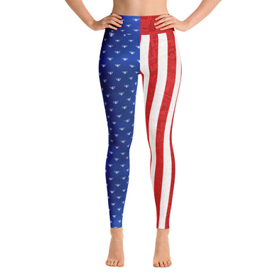 US Flag Leggings