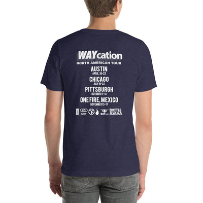 WAYcation Tour 2018 Tee