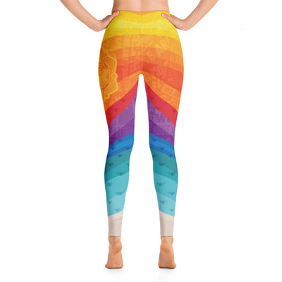 One WAY One Fire High Waist WAYleggings