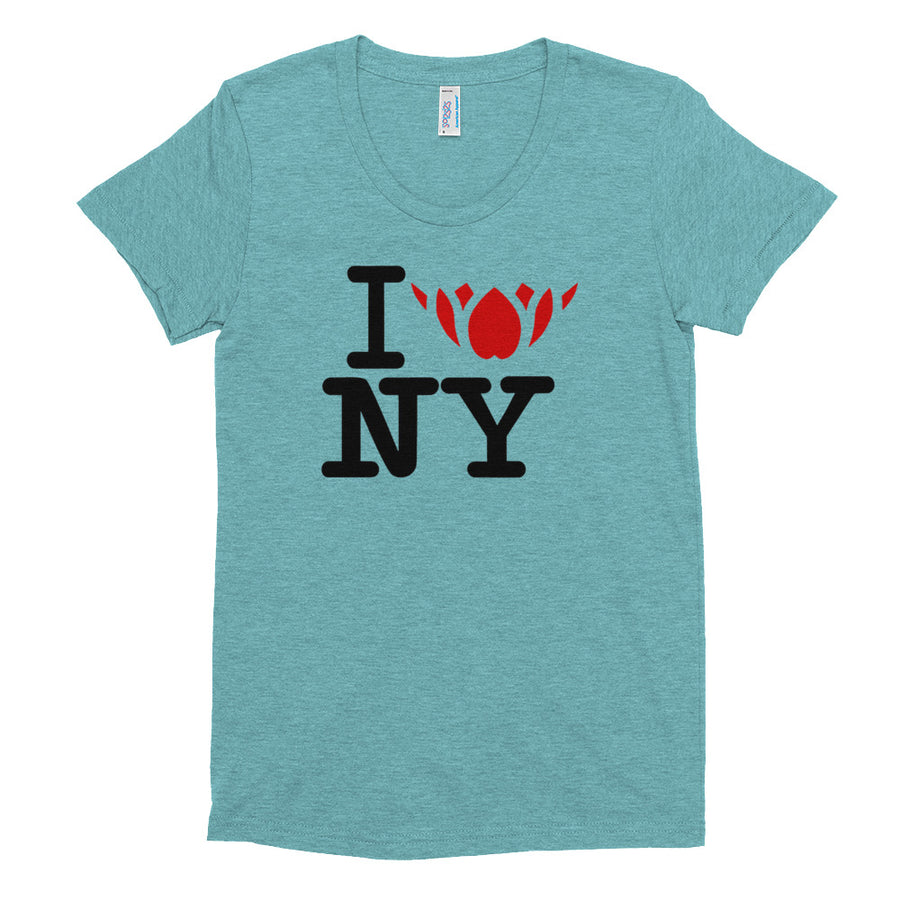 WAY NY Women's Scoop Neck Tee