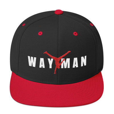 WAY MAN-Snapback Hat
