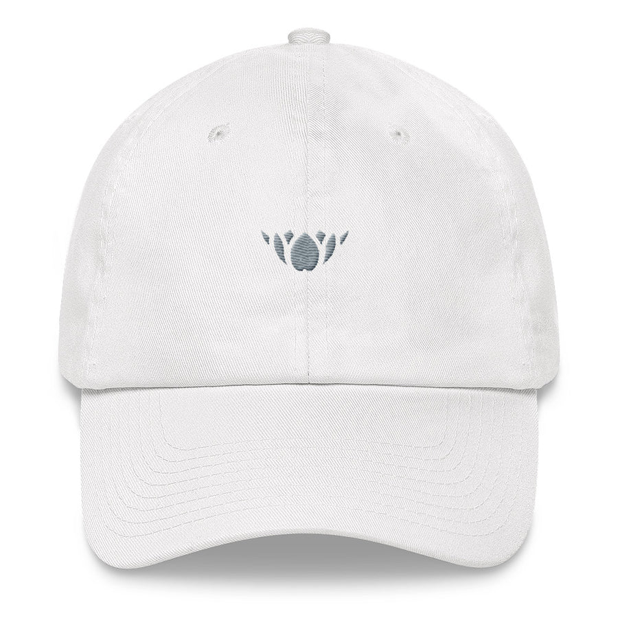 Silver Lotus-Club hat