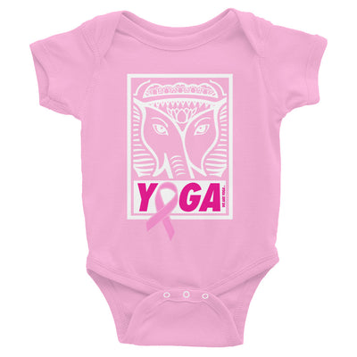 Yoga 4 the Cure Onesie