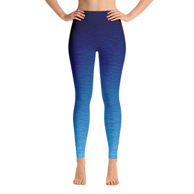 Core Blue High Waist WAYleggings