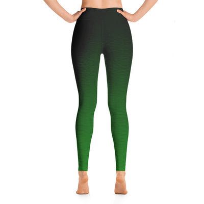 Core Green High Waist WAYleggings