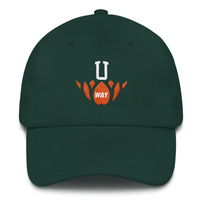 U WAY School Spirit Club Hat