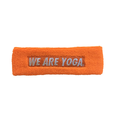 WAYretro Orange Sweatband