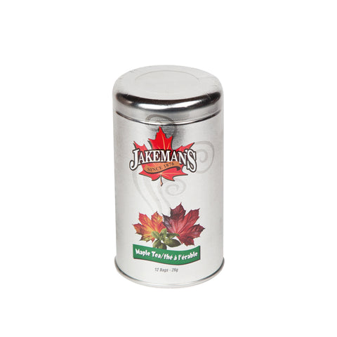 Jakeman's Maple Tea Tin