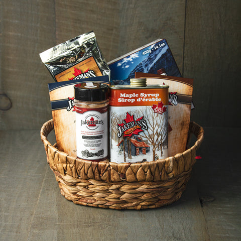 Jakeman's Maple Gift Basket #2