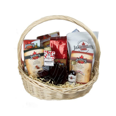 Jakeman's Ultimate Maple Gift Basket