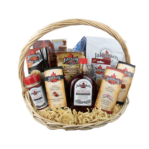 Jakeman's Maple Staples Gift Basket
