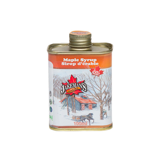 Jakeman's Pure Maple Syrup Tin 100ml