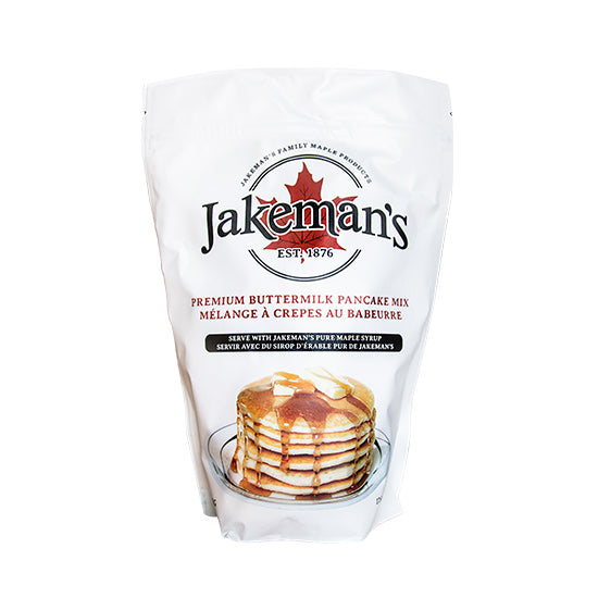 Jakeman's 500 gram bag Premium Buttermilk Pancake Mix