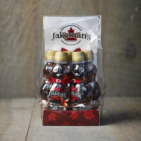 Jakeman's Maple Syrup Bears 20ml 5-pack