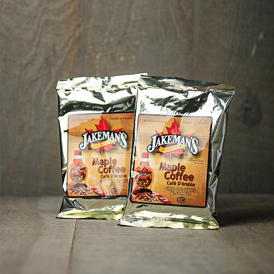 Jakeman's 40g Maple Coffee Bag