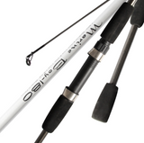Excellent Carbon Spinning/ Bait Casting Fishing Rod