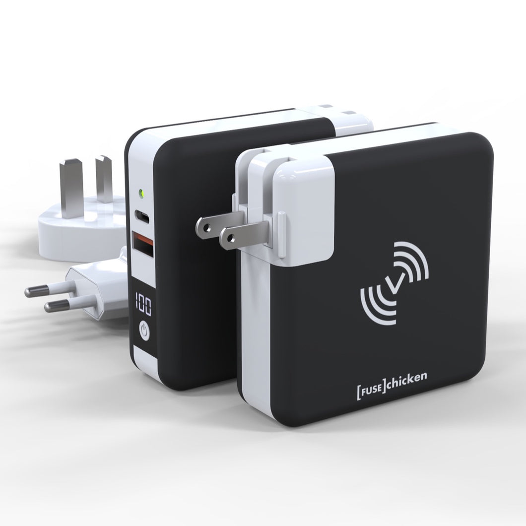 UNIVERSAL : All-In-One Travel Charger