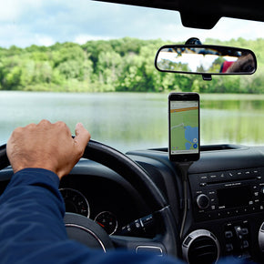 BOBINE AUTO | The World's Most Flexible iPhone Car Dock