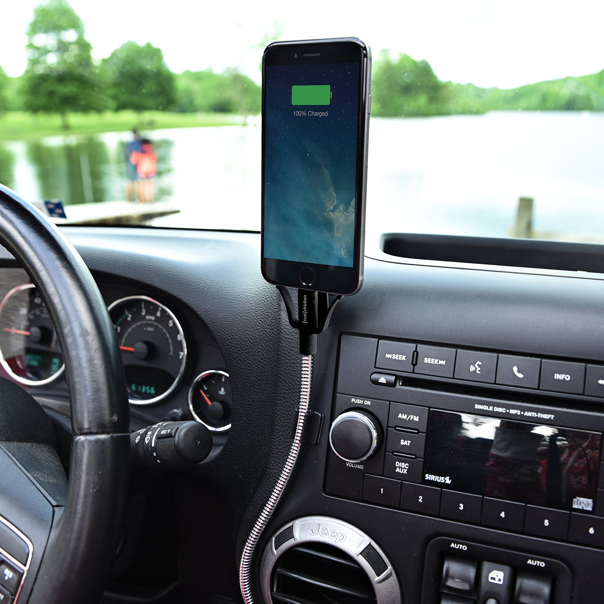The World\'s Most Flexible iPhone Car Dock | BOBINE FLEX - [Fuse ...