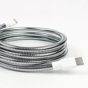 TITAN C2C : Dual Layer Flexible Steel - USB C