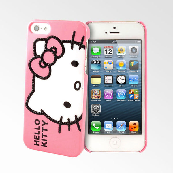 Hello Kitty Pink Jewel iPhone 5S/5 Cases