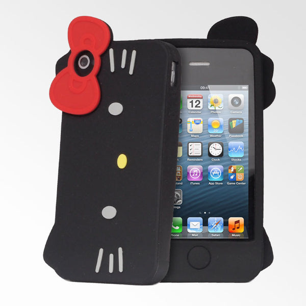 Hello Kitty Bow Cam Series iPhone 4/4S Cases