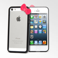 Hello Kitty Bow Bumper iPhone 5S/5 Cases