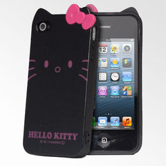 Hello Kitty Big Face iPhone 4/4S Cases
