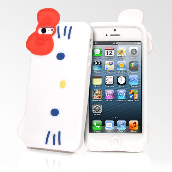 Hello Kitty Bow Cam Series iPhone 5S/5 Cases
