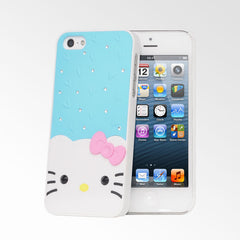 Hello Kitty Rhinestone iPhone 5S/5 Cases