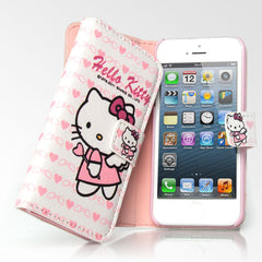 Hello Kitty Angel Folio iPhone 5S/5 Case