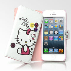 Hello Kitty Punk Folio iPhone 5S/5 Case