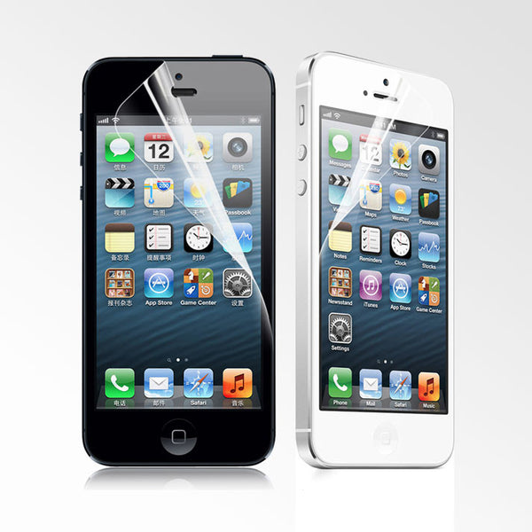 Crystal Clear HD iPhone 5 Screen Guard