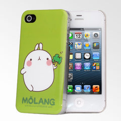 Molang Broccoli iPhone 4/4S Case