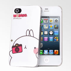 Molang Camera iPhone 4/4S Cases