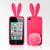 Rabito Bunny Ears iPhone 4/4S Cases