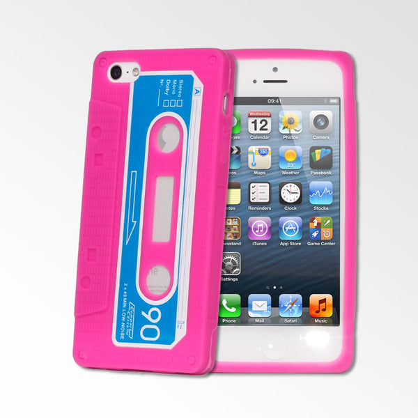 Retro Cassette Tape iPhone 5S/5 Cases