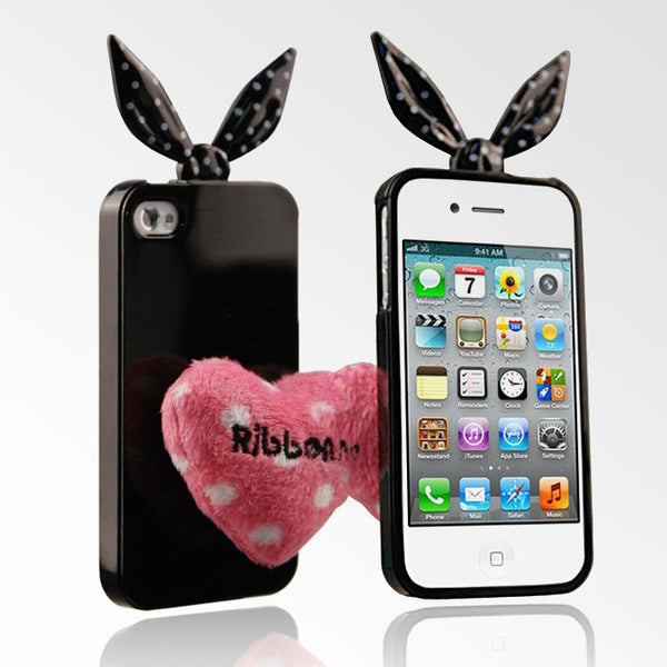 Iphone Wallpaper Enlarges: Ribbon Pillow IPhone 4/4S Cases