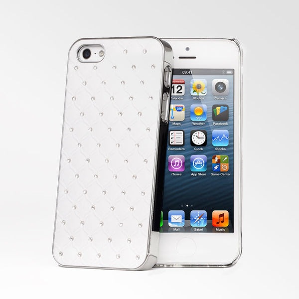 Tufted Rhinestones iPhone 5S/5 Cases
